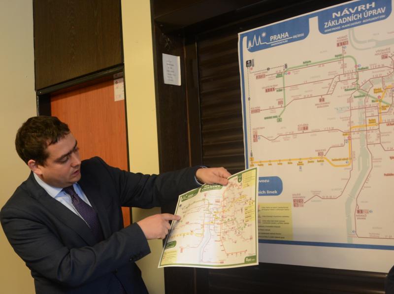 Změna v tramvajových linkách plánovaná od září